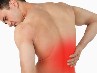 causes of pain in the back